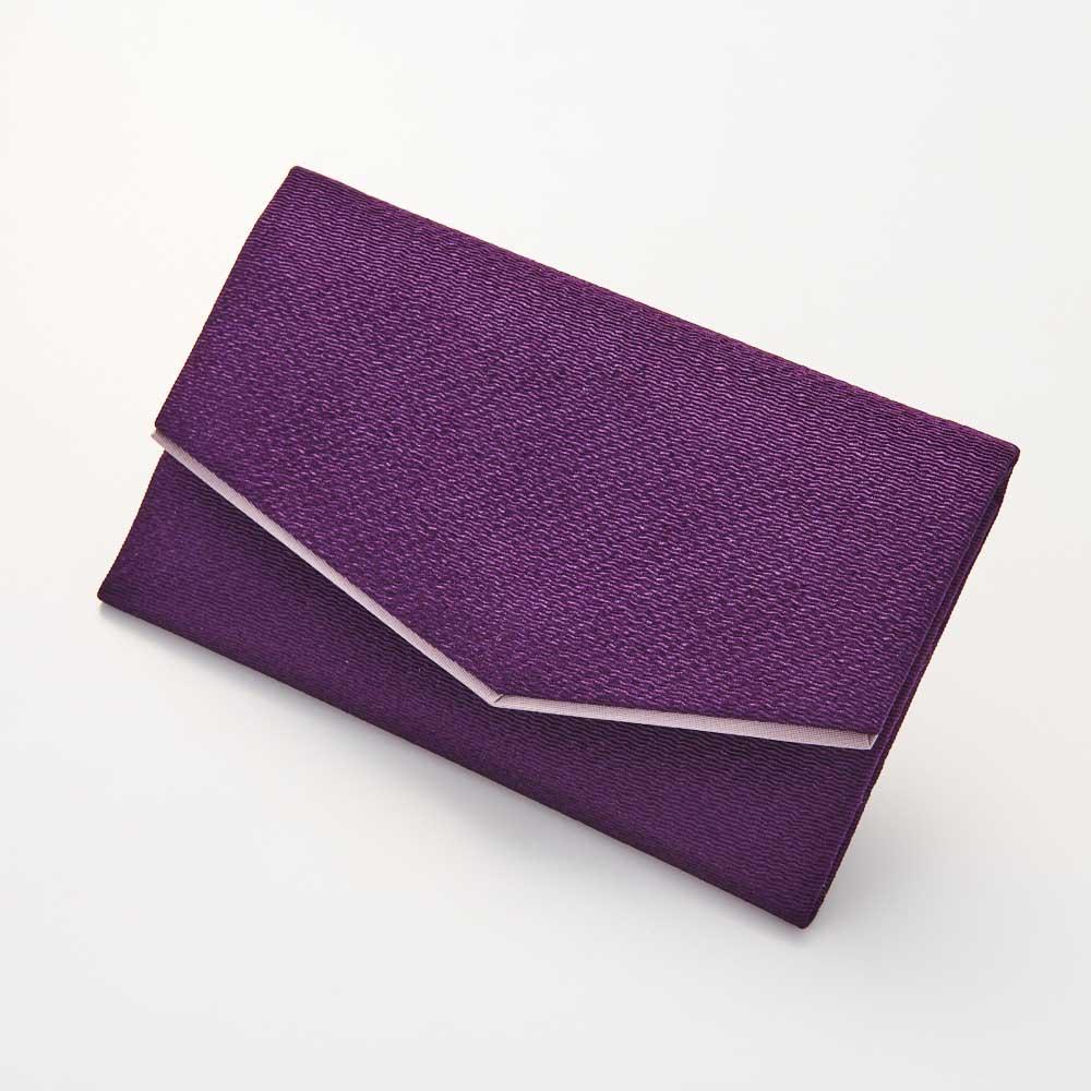 京都中郷 本水晶・誕生月天然石入り京念珠 ケース付 (ア)~(シ)全て紫色の念珠袋がつきます。持ち運びに便利です。
