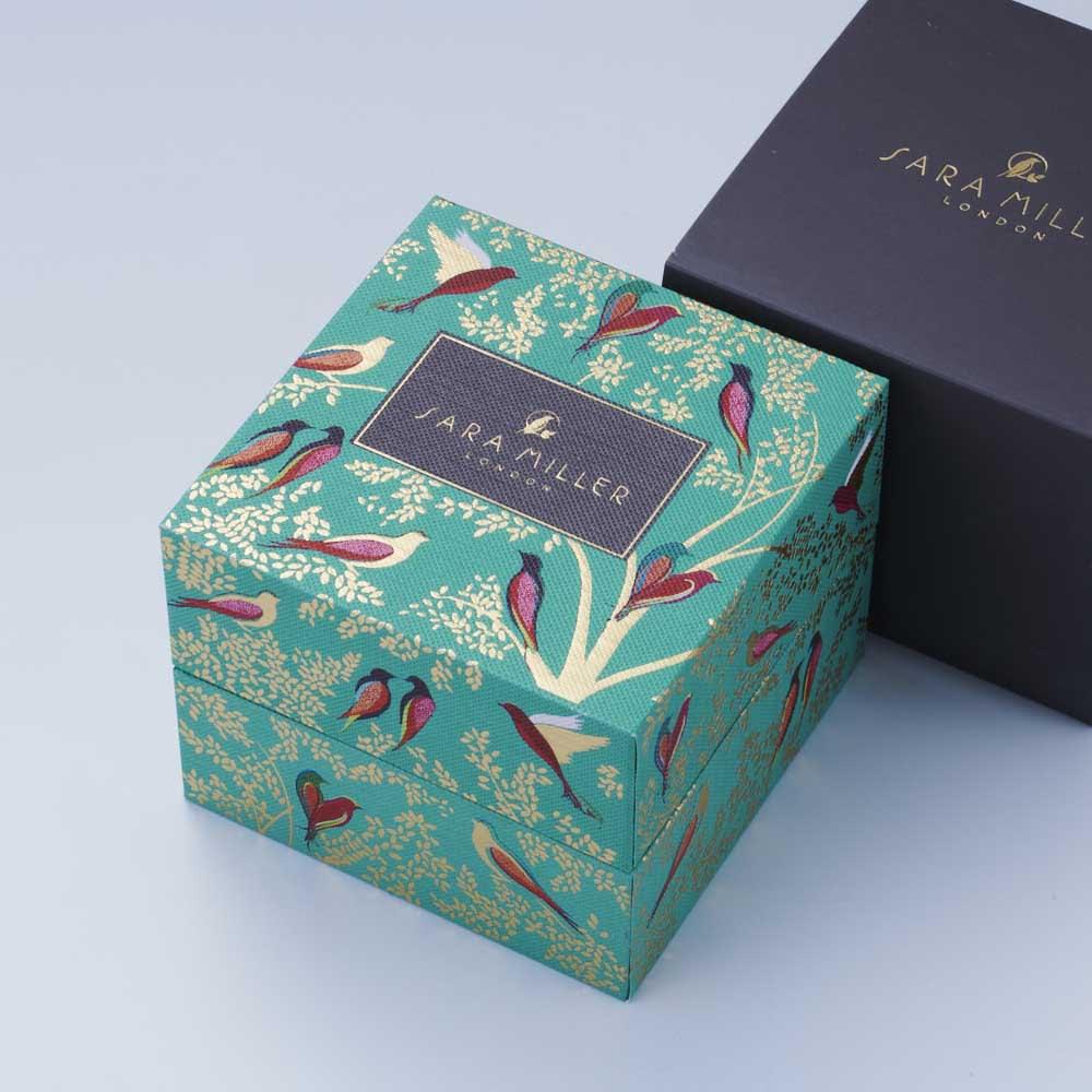 SARA MILLER LONDON/サラミラーロンドン CHELSEAコレクション メッシュベルト 34mm (ア)ピンクは緑のボックスでお届けします。