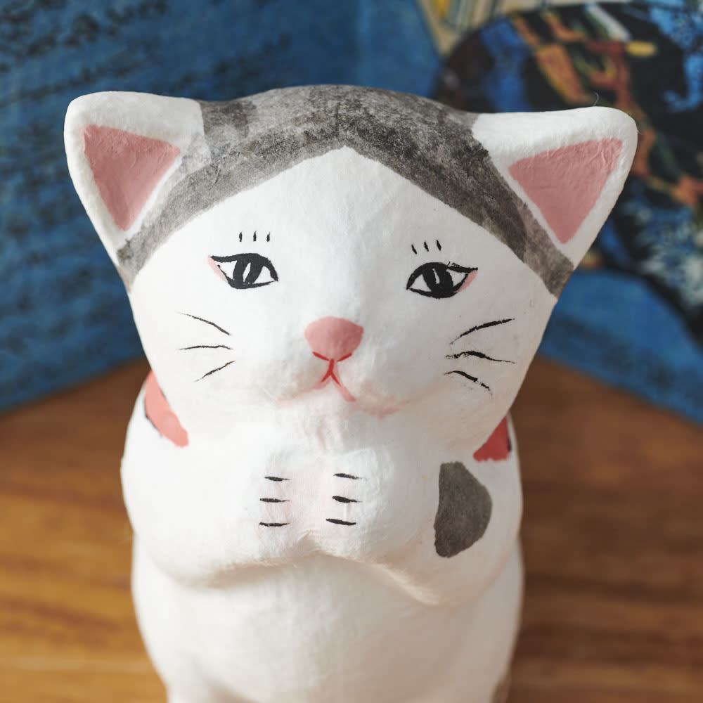 浮世絵猫 はち