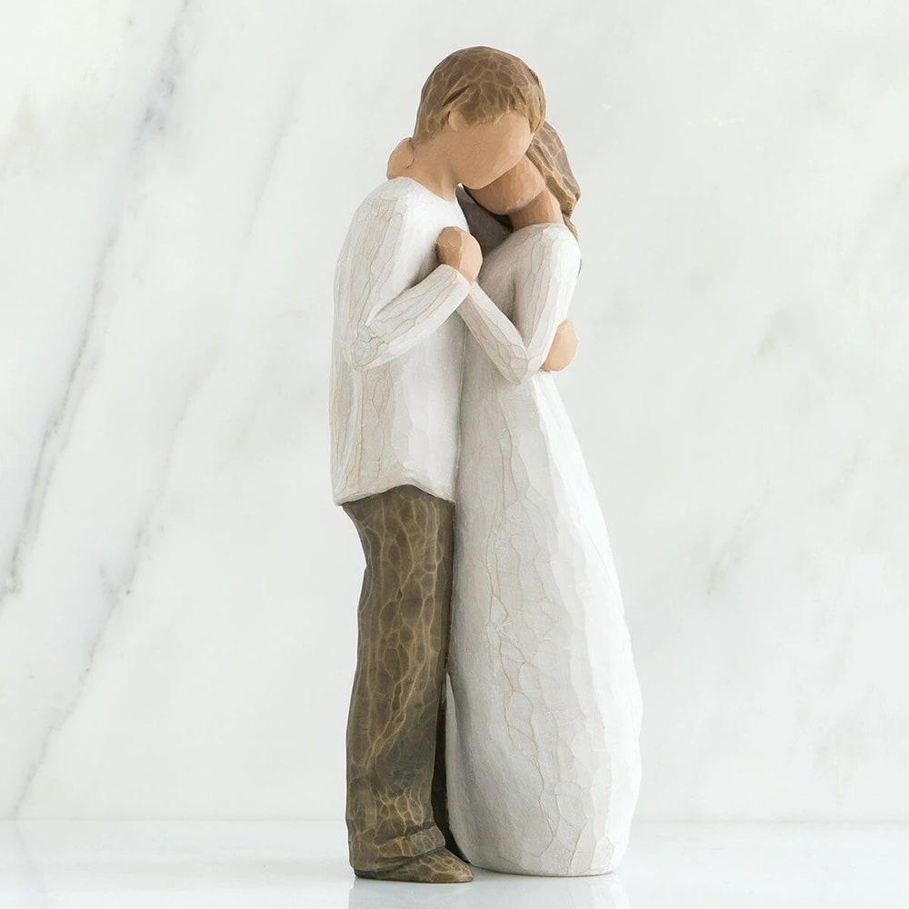 ウィローツリー彫像 Promise 約束