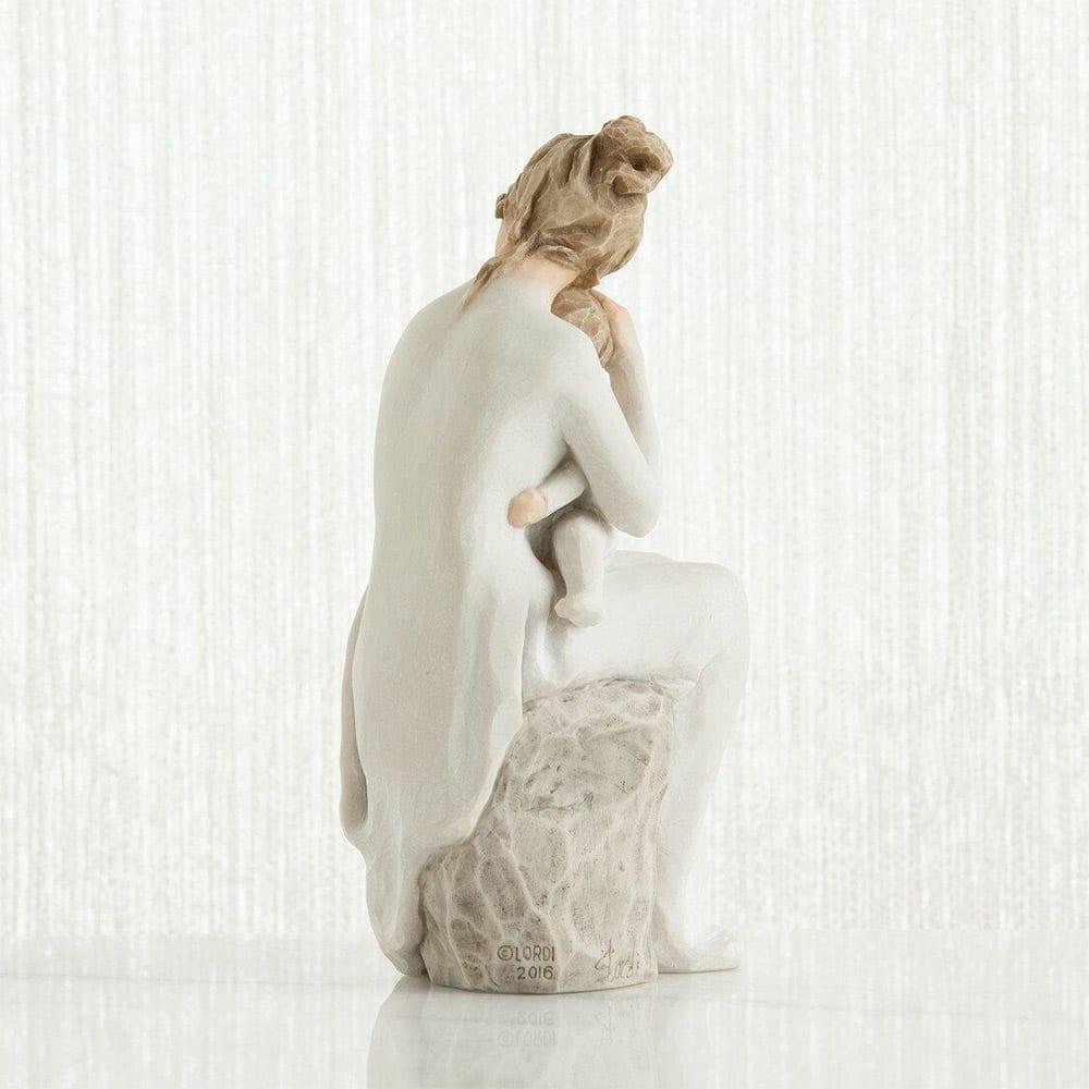ウィローツリー彫像 For Always ずっと、いつまでも
