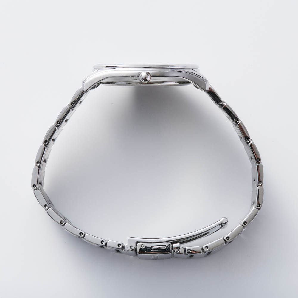 CITIZEN/シチズンコレクション 【メンズ】エコ・ドライブ 薄型ケースステンレスベルトウォッチ BJ6480-51E ケースの厚みを抑えた薄型設計。ベルトも薄いので腕元にすっきり収まります。