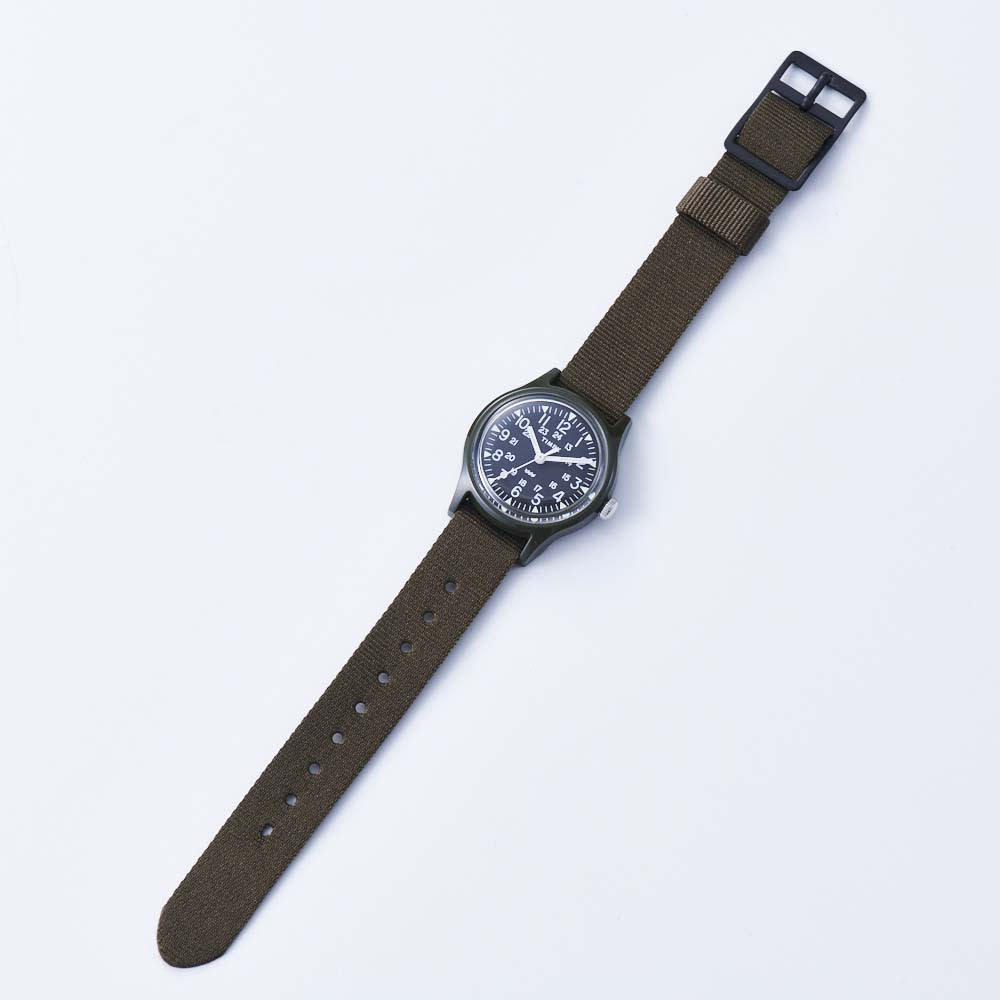TIMEX /タイメックス オリジナルキャンパー29mm (ア)カーキ