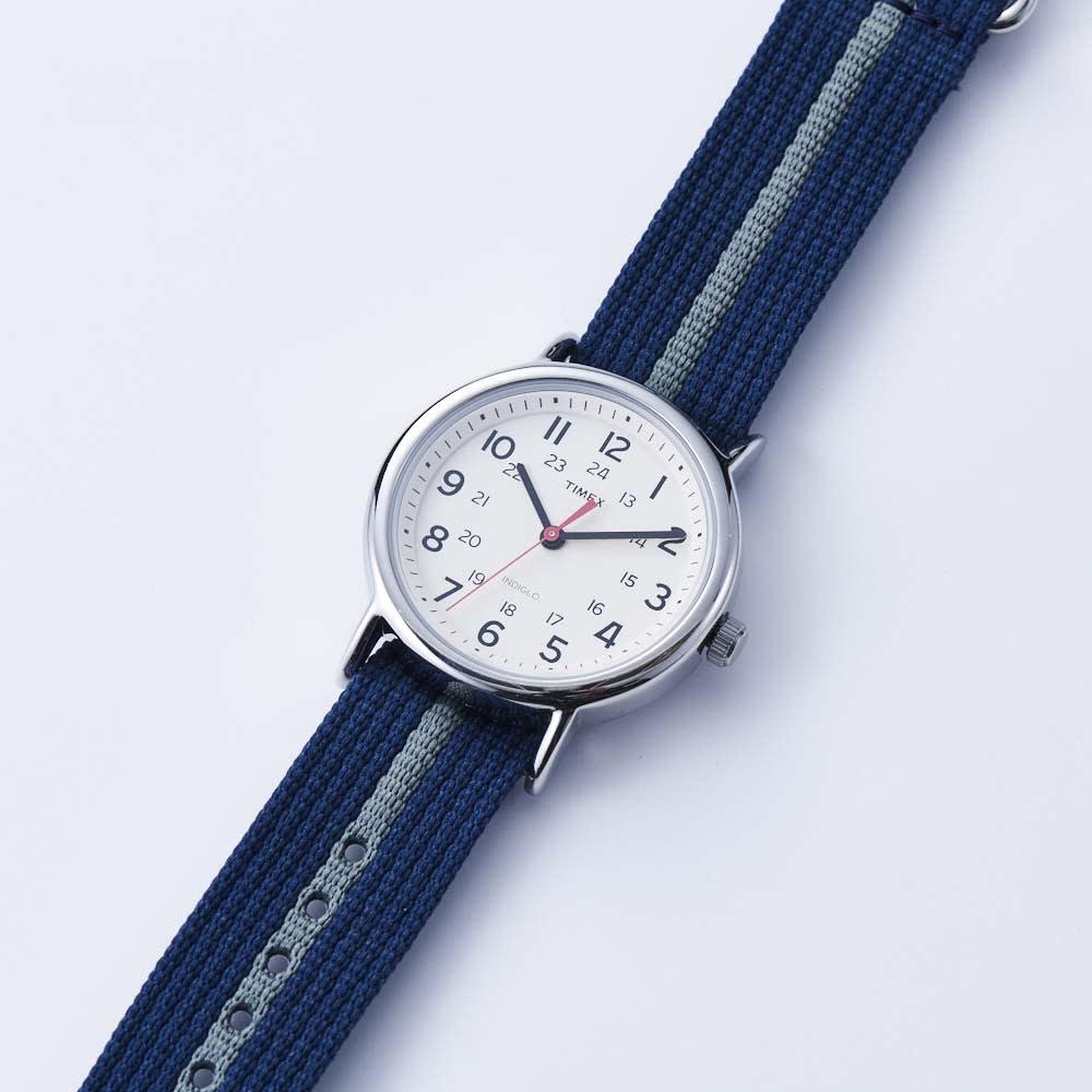 TIMEX/タイメックス ウィークエンダー (ア)ブルー