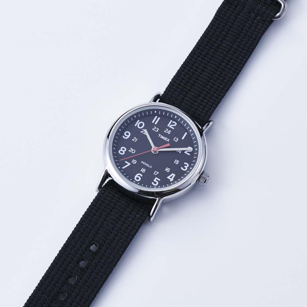 TIMEX/タイメックス ウィークエンダー (オ)ブラック