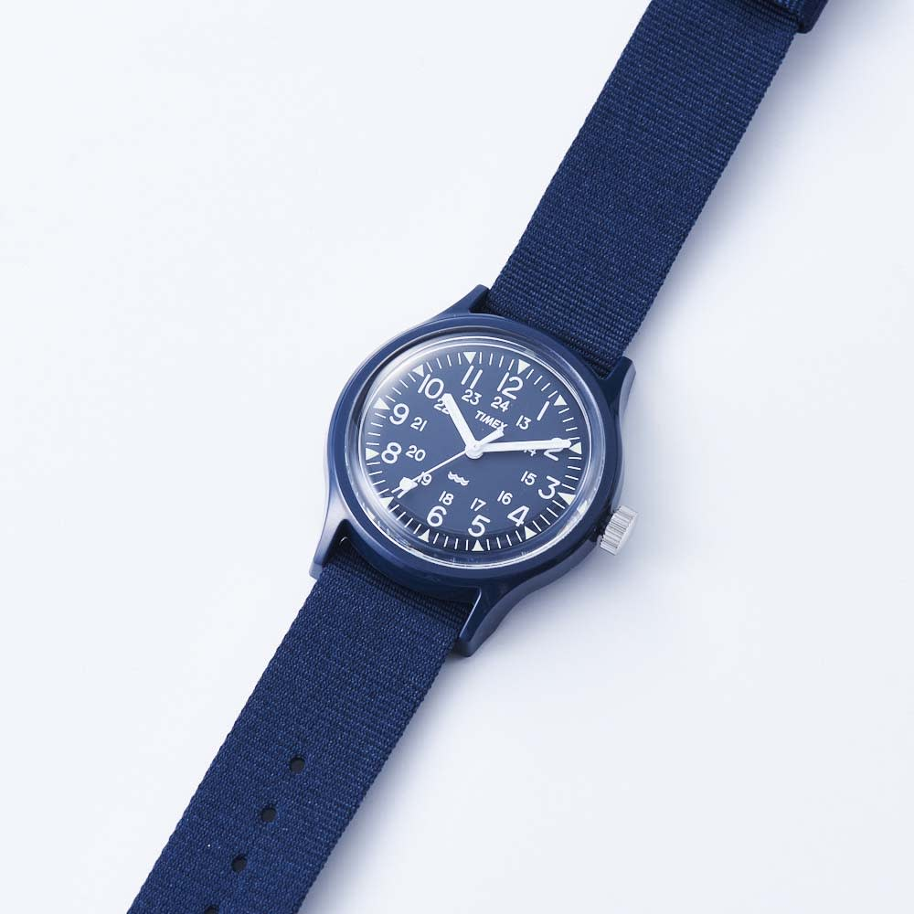 TIMEX オリジナルキャンパー (オ)ネイビー