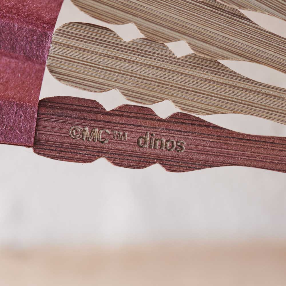 ムーミン切り絵京扇子 ディノスでしか手に入らない、ディノスオリジナルデザインです。