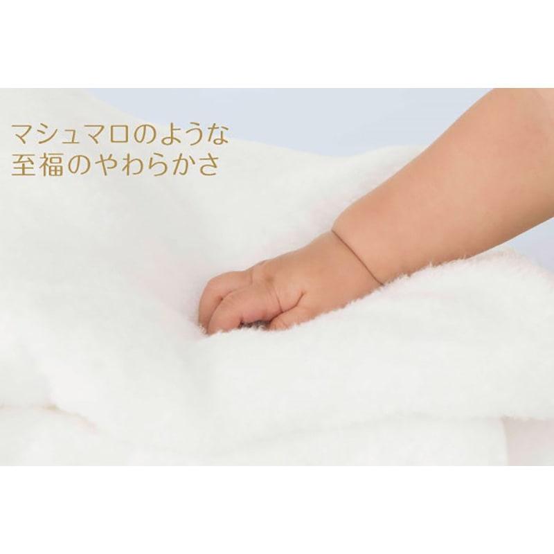 【お名前刺繍】UCHINO 奇跡のタオル®スーパーマシュマロ® スモールバスタオル1枚入り