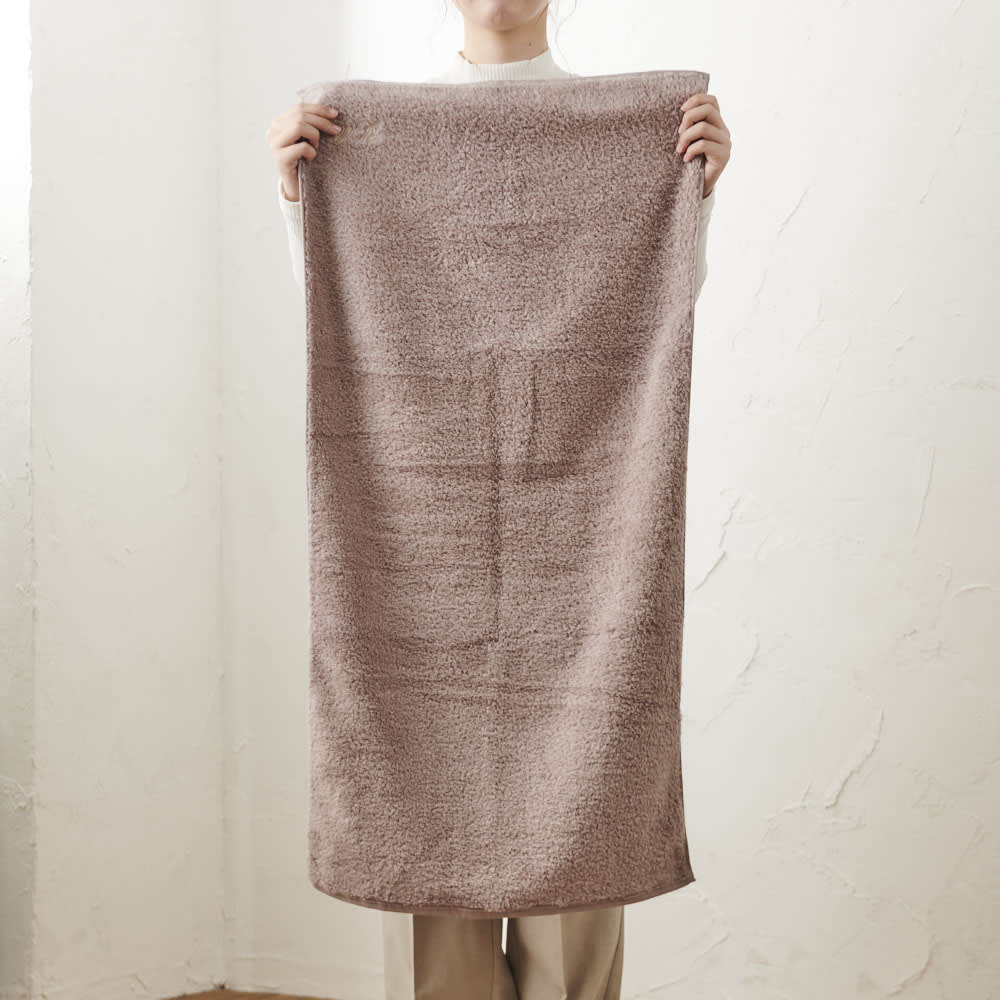 【お名前刺繍】UCHINO 奇跡のタオル®スーパーマシュマロ® スモールバスタオル1枚入り バスタオルより一回り小さい、使いやすいサイズ!