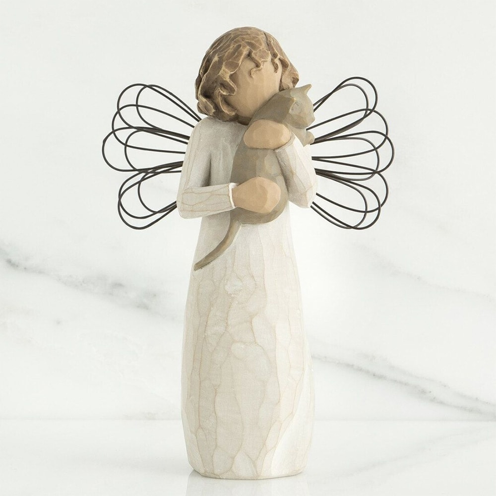 ウィローツリー天使像 With Affection 愛をこめて