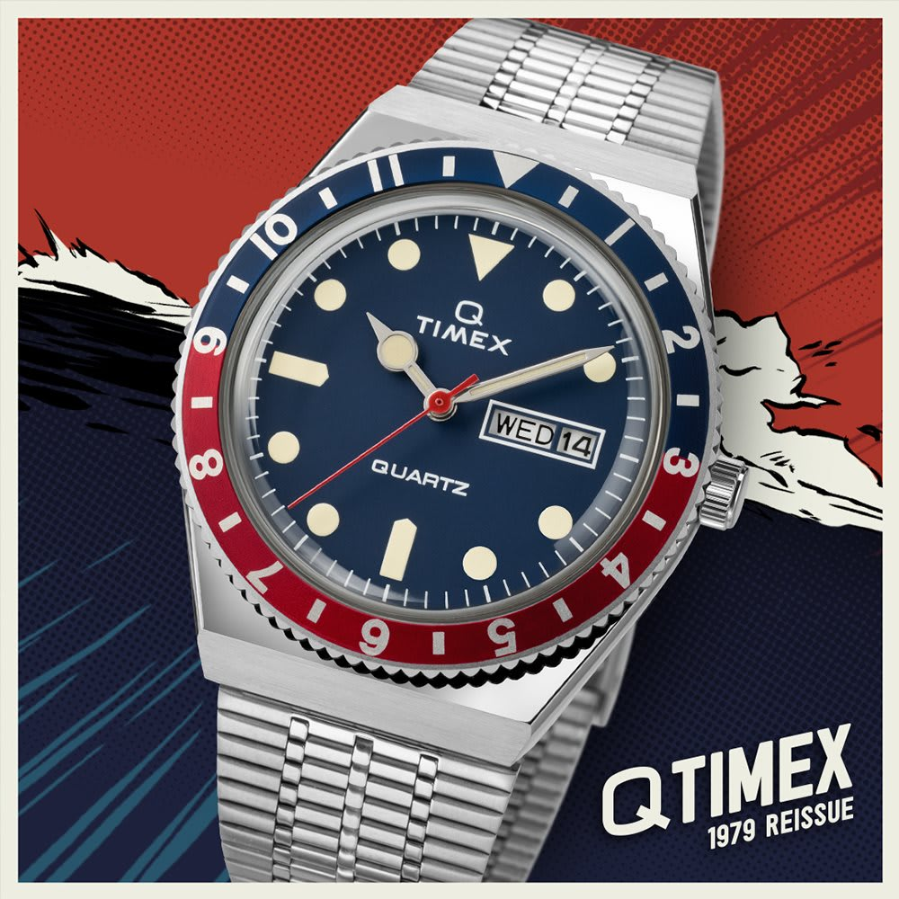 TIMEX Q/タイメックスキュー