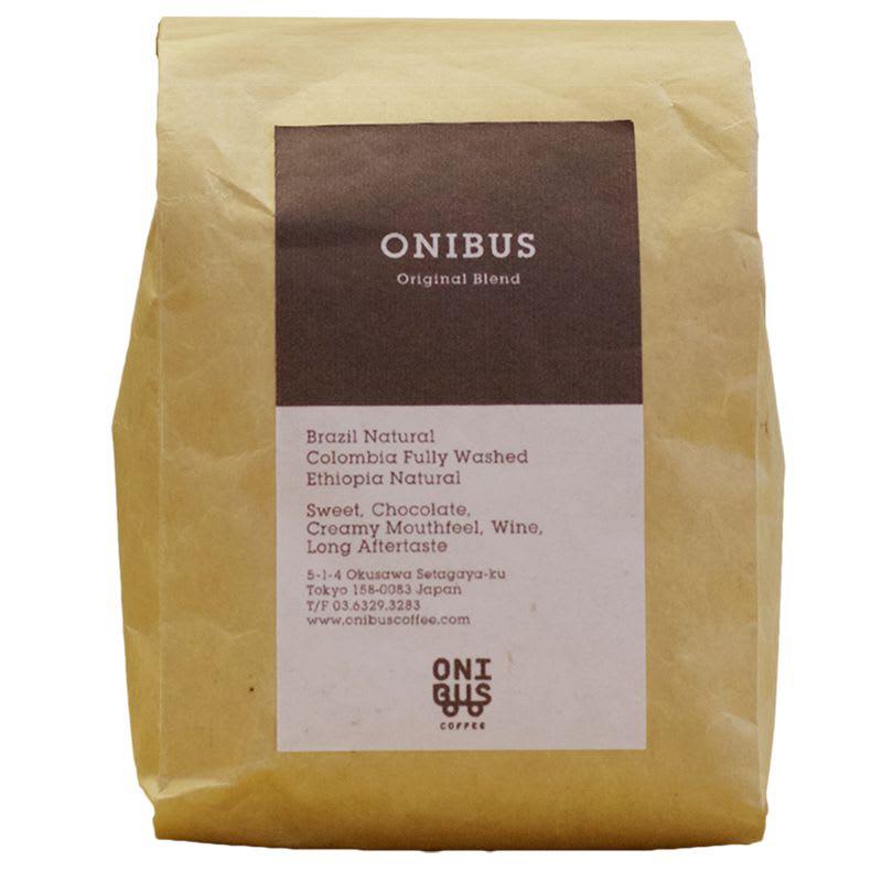 カタログ コーヒーギフト ONIBUS COFFEE
