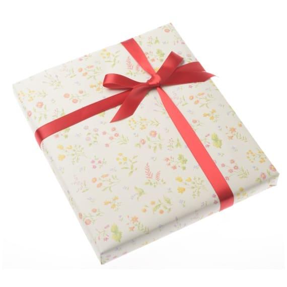 [カタログギフト]ミストラル・セントマリー ※写真は包装紙(オネスト)+リボン(赤)です。