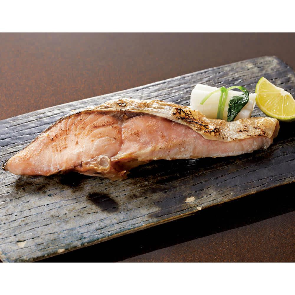 新巻き鮭の切り身(2切) 7パック 魚・海産加工品