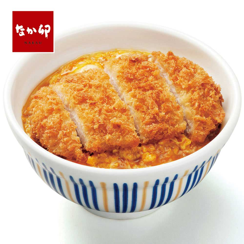 なか卯 カツ丼の具 (10食) 和惣菜