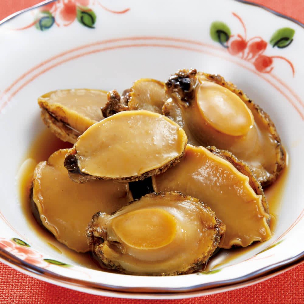 夏のお楽しみ3種セット 小粒あわびの煮貝
