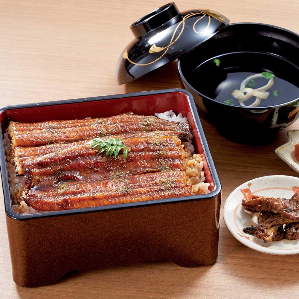 浜松・浜名湖産うなぎ 蒲焼きセット(肝焼き付き) 和惣菜