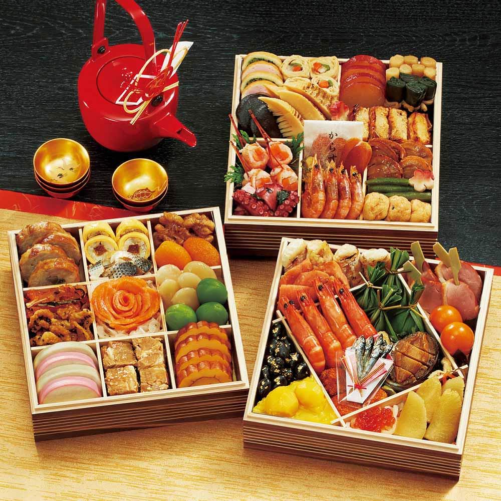 博多 日本料理 てら岡「宝楽」 (約4人前) 和惣菜