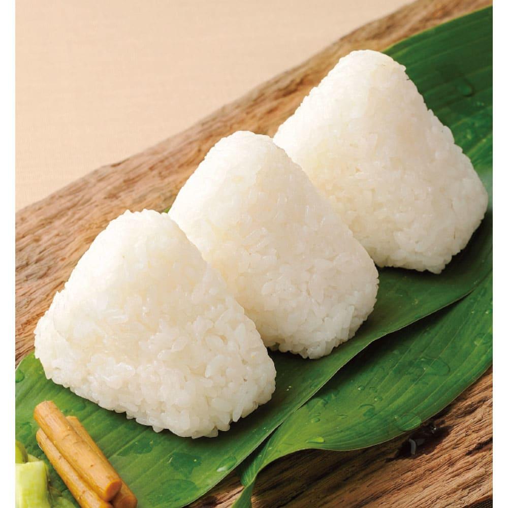 木島平村限定 北信州みゆき 幻の米 無洗米 チャック式スタンドパック 8kg(2kg×4袋) 【定期便】