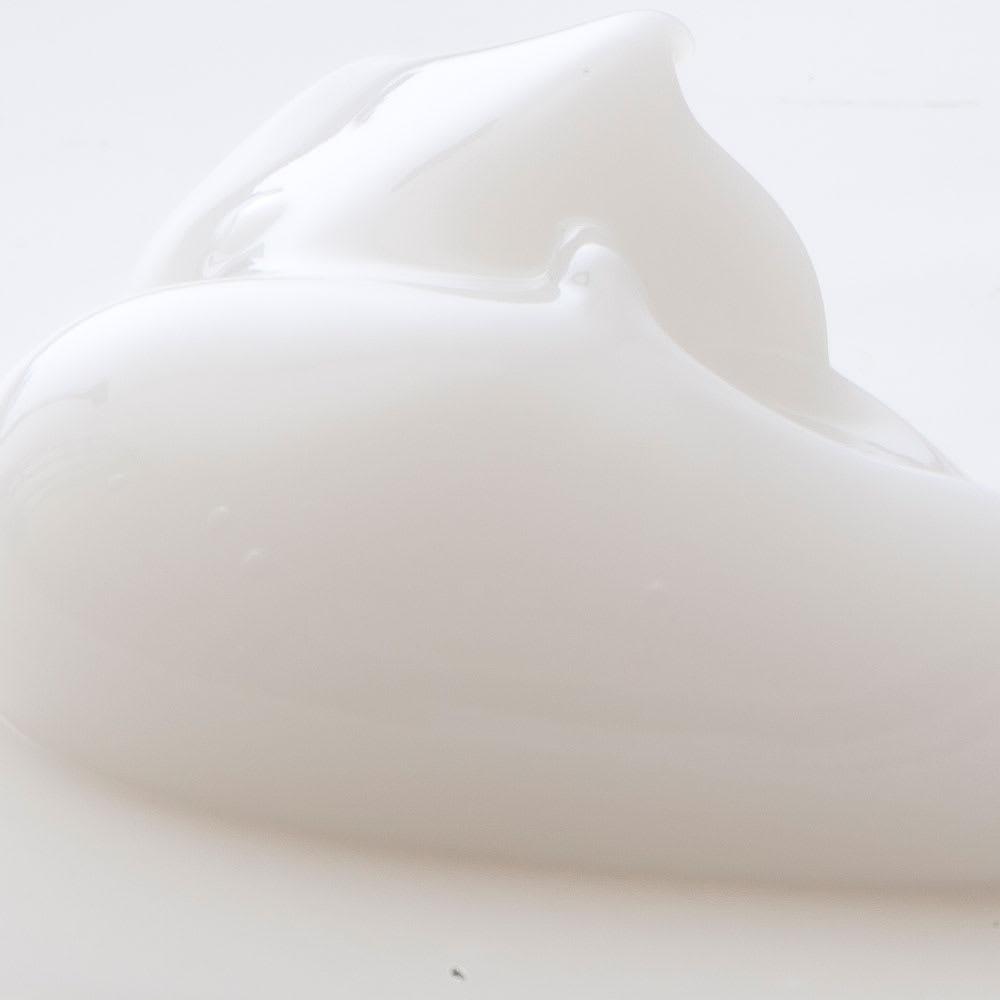 京乃雪 お徳用リカバリィジェルクリーム 120g テクスチャー