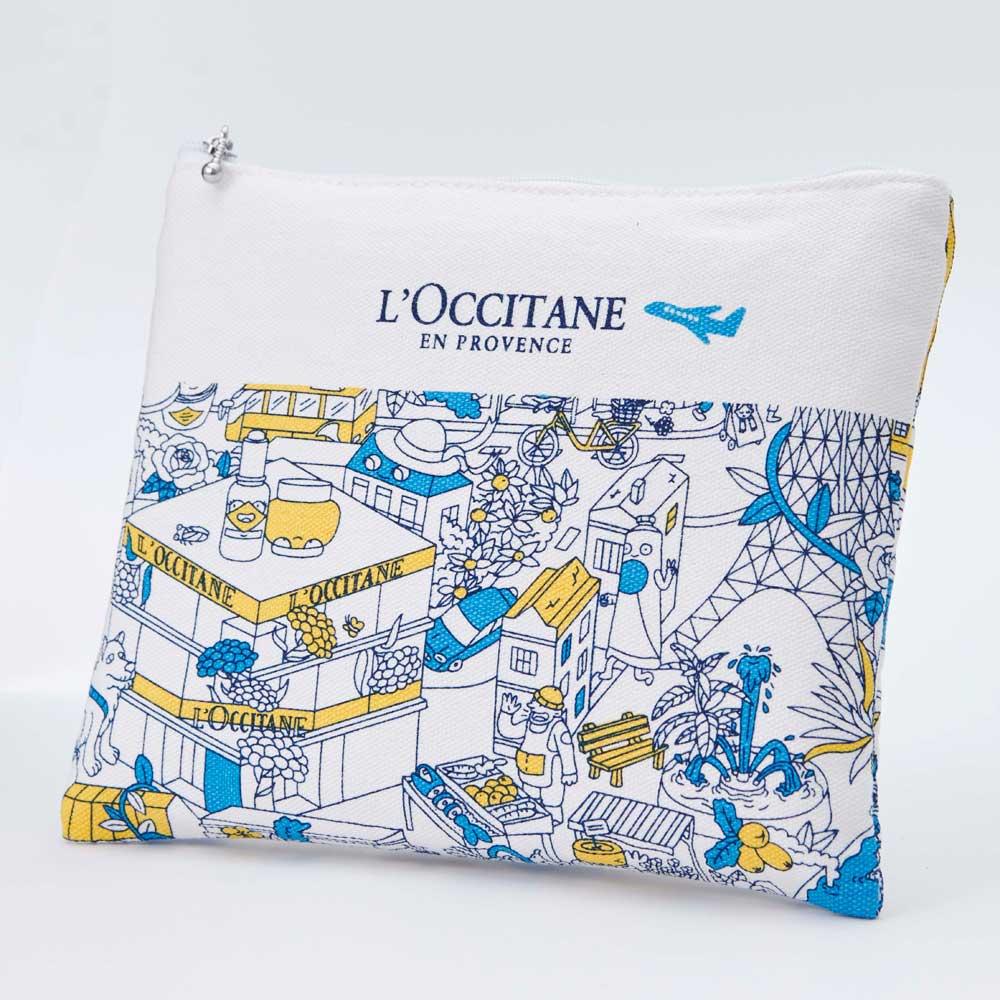 L'OCCITANE/ロクシタン スペシャルハッピーケアセット ポーチ付き