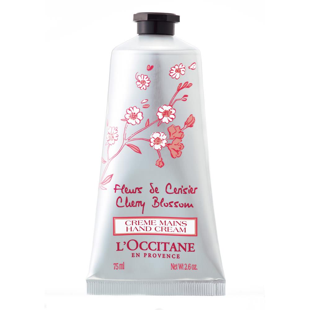 L'OCCITANE/ロクシタン チェリーブロッサム ソフトハンドクリーム 75ml
