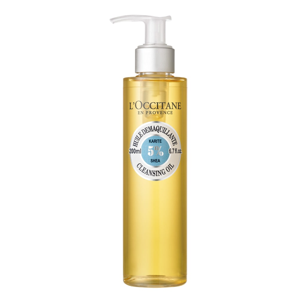 L'OCCITANE/ロクシタン シア クレンジングオイル 200ml