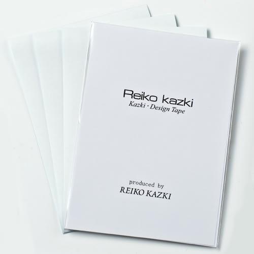 かづきれいこ デザインテープ 4枚入り(カットなしタイプ) (DVDなし) ※写真は、かづき・デザインテープ(3枚入り)