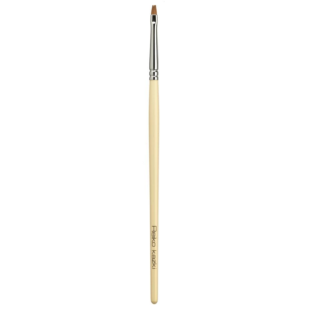 かづきれいこ ディノス限定ブラシセット 【アイラインブラシ】約160mm [ハンドル]木 [ブラシ]いたち毛