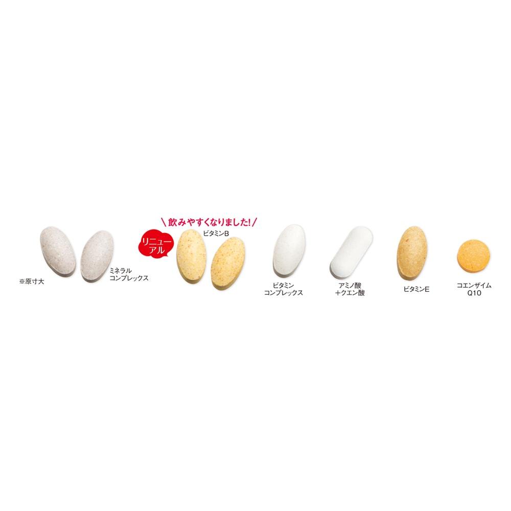 オールネイチャープラス 1箱(8粒×30パック) 1パック(8粒)に42種類の栄養分を凝縮