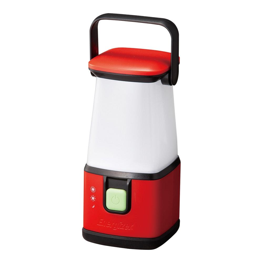 エナジャイザー LEDランタン 乾電池は単3形でも単1形でも使用可能。