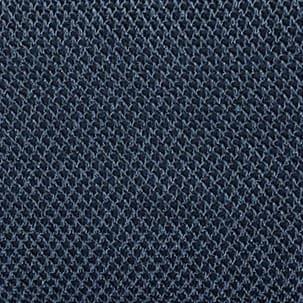 アーム付・3人掛(イタリア製フィットソファカバー〈エレガンテ〉) 生地アップ(ウ)ブルー