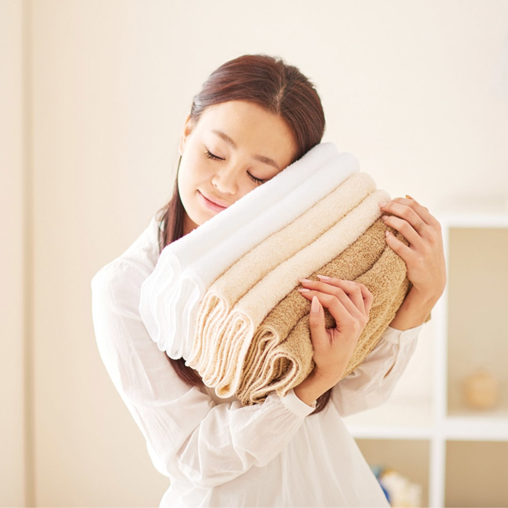 The LAST TOWEL/ザ ラスト タオル 期間限定セット 使用イメージ