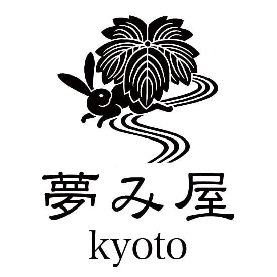 〈京都 夢み屋〉ちりめんひな飾り 兎雛単品 【京都 夢み屋】モダンなテイストの和雑貨で国内外で人気。ニューヨークにもショップを持つ。
