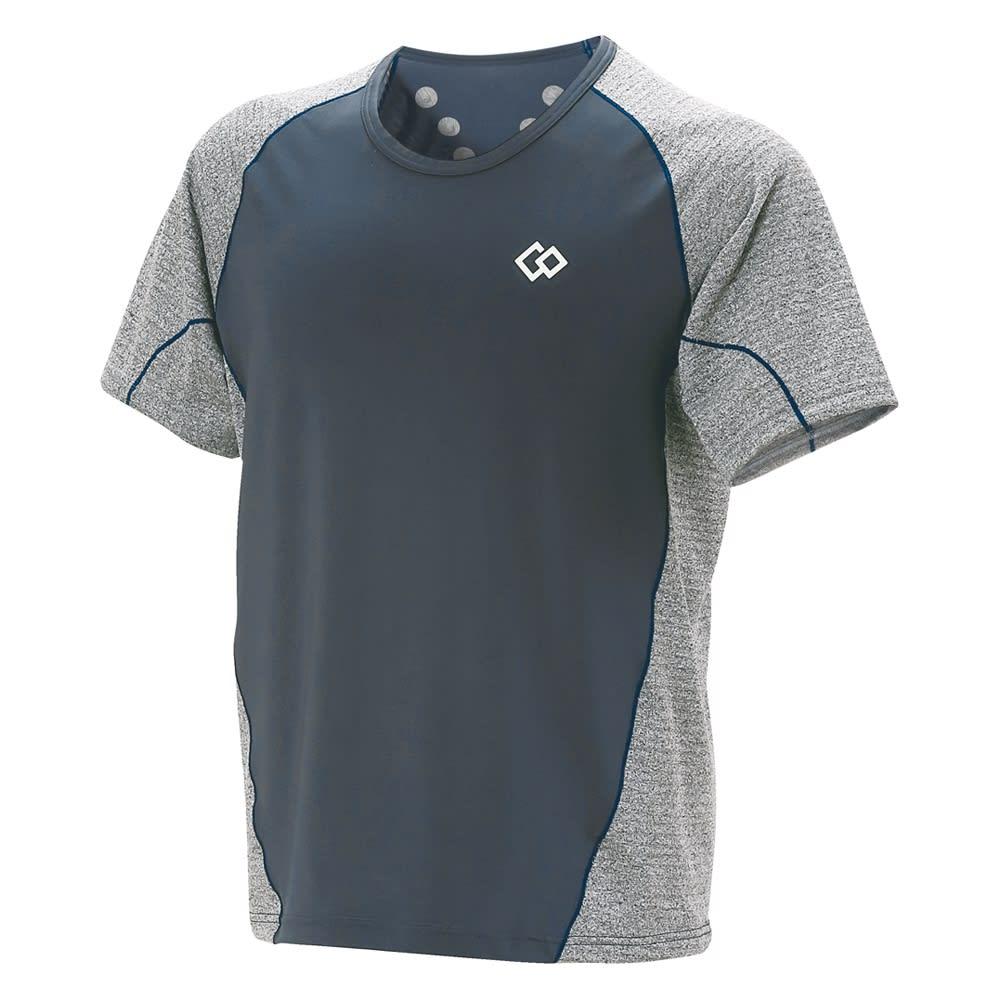 コラントッテレスノ スイッチングウェア 休息専用ルームウェア (イ)メンズ シャツ ショート