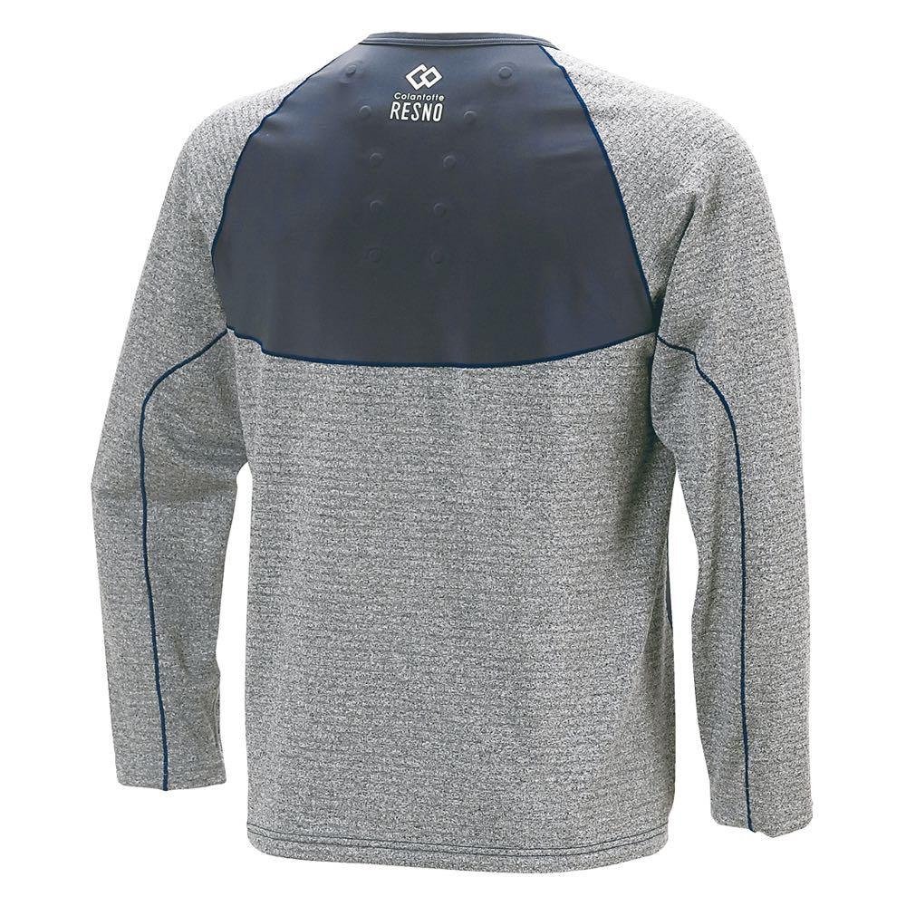 コラントッテレスノ スイッチングウェア 休息専用ルームウェア バックスタイル 肩甲骨の内側に10個の磁石を配置