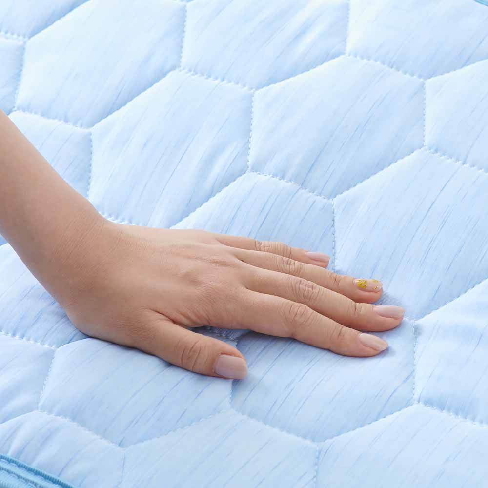 ひんやり除湿寝具 デオアイスネオシリーズ 敷きパッド