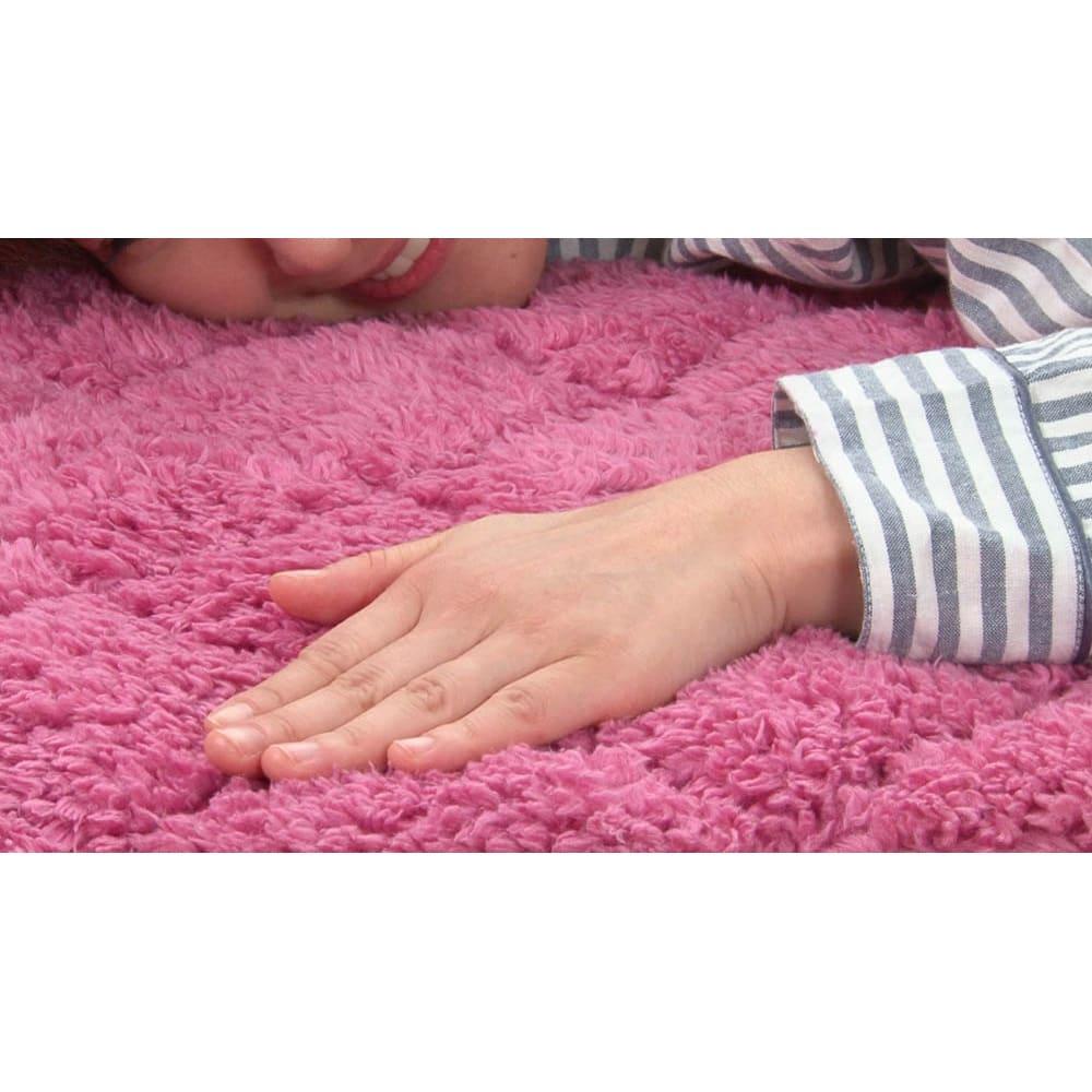 布団の老舗・西川 毛布仕立て敷きパッド(ダブル)