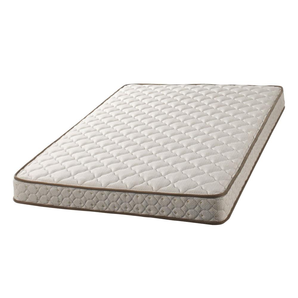 フランスベッド BOX引き出し付ベッド マルチラススプリングマットレス(レギュラーマット)付き