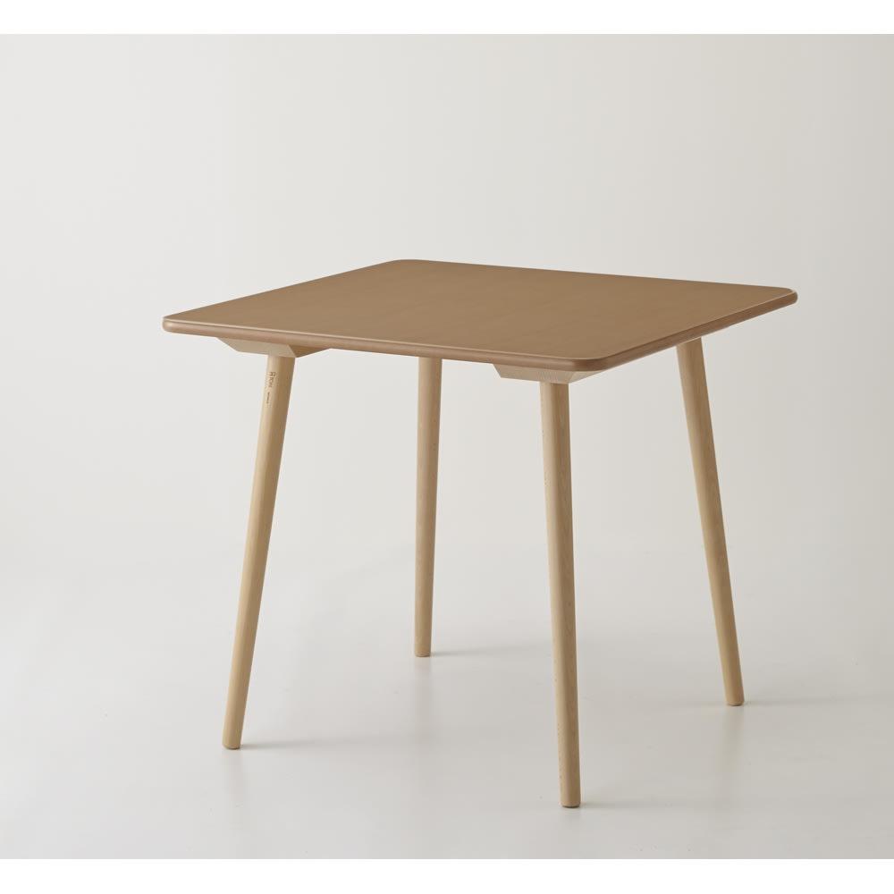 Relokki/リロッキ カフェ風コンパクトダイニングシリーズ 3点セット テーブル