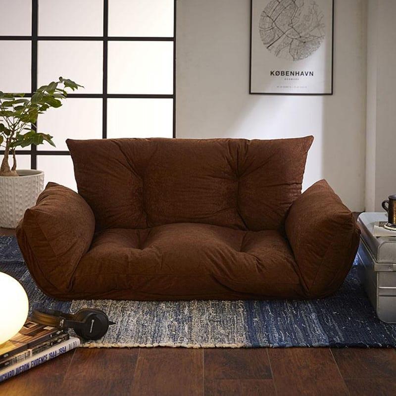 北欧リクライニングソファ シックでモダンな大人の空間にも調和します。