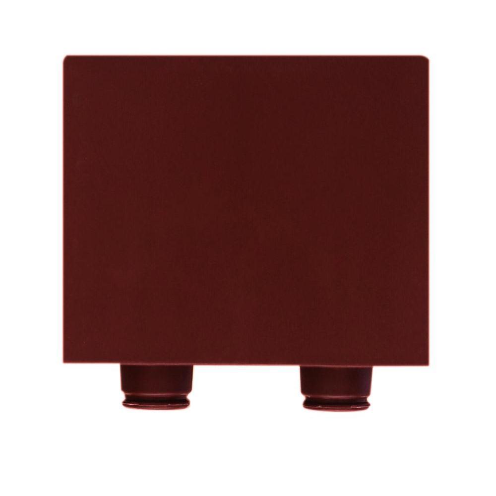 システムファーム 90×90 2段セット ブラウン