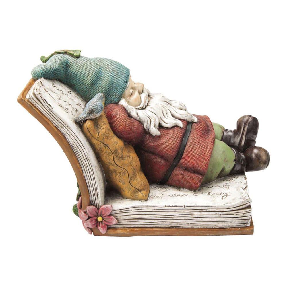 森の絵本小人 (ア)居眠り