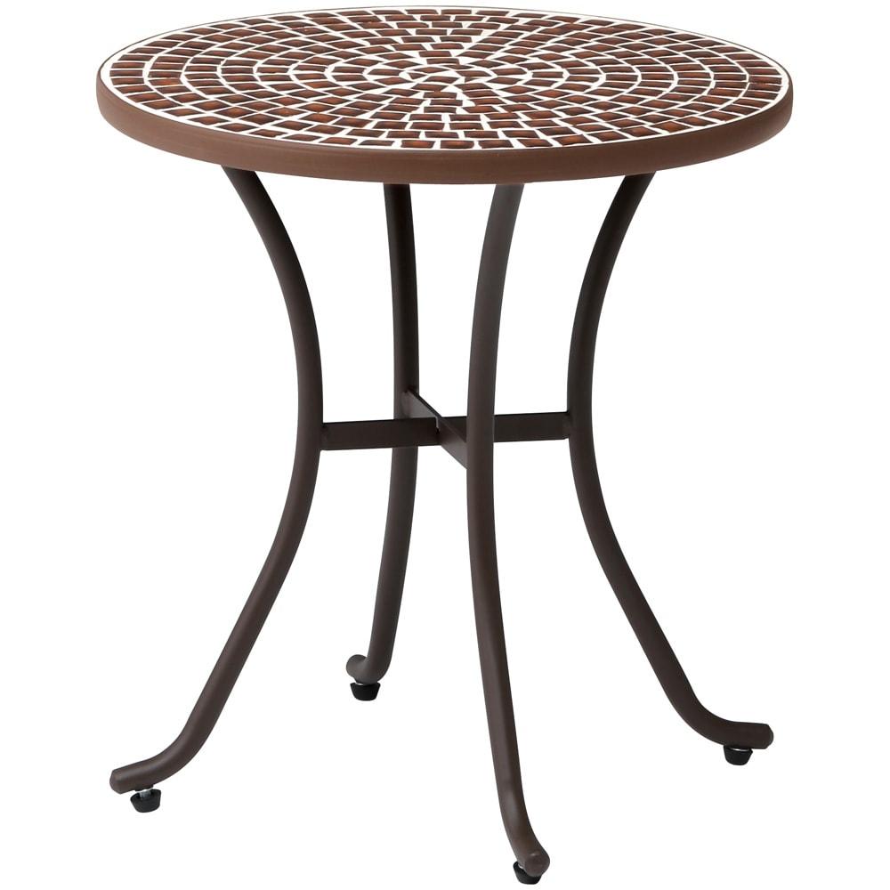 アンティーク風モザイクシリーズ サイドテーブル