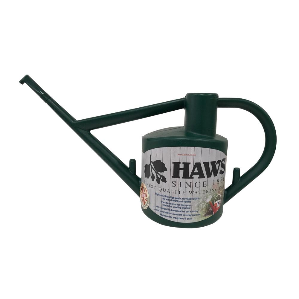 英国HAWS(ホウズ)プラスティックジョウロ 6L 水差し使用時