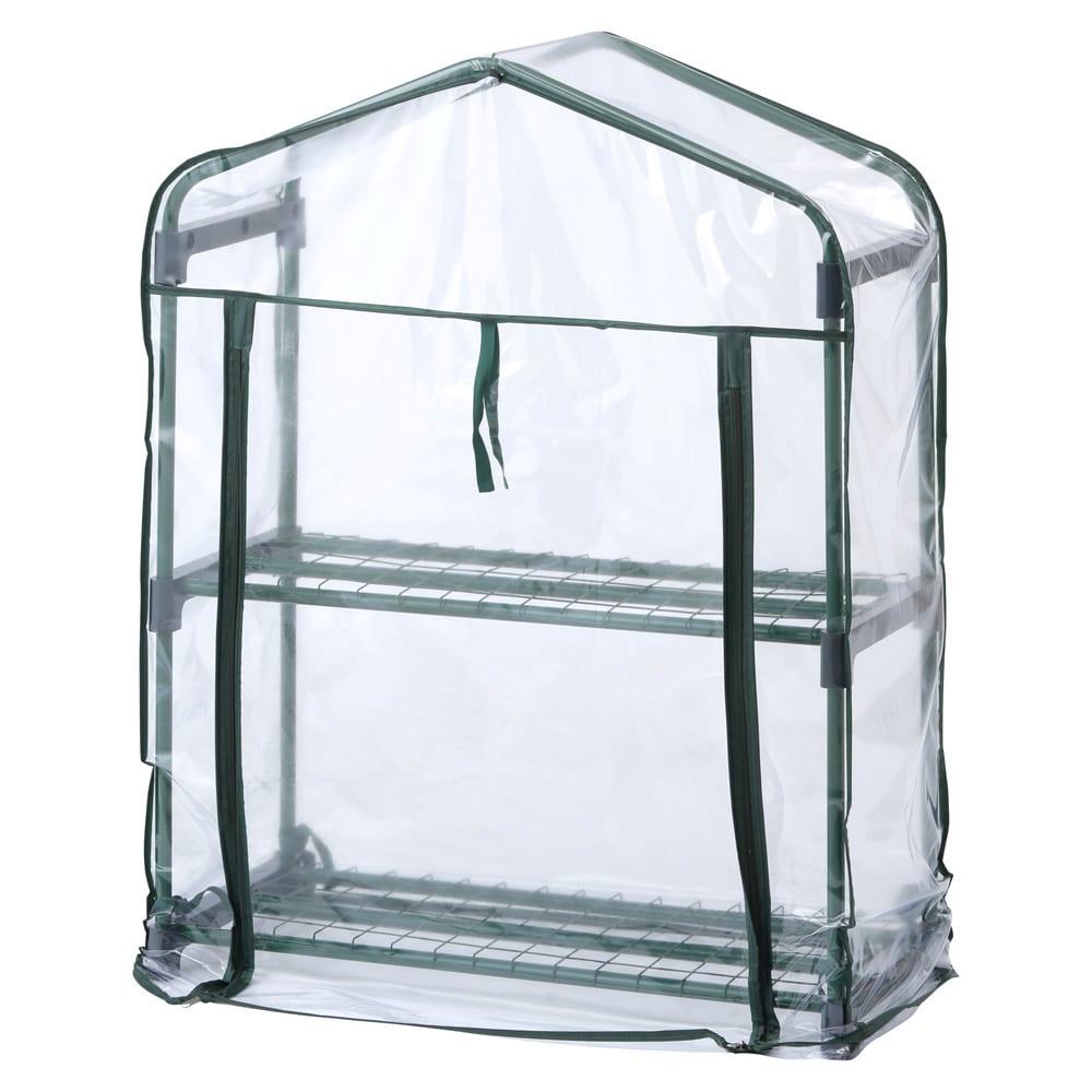 ビニール温室スリム2段