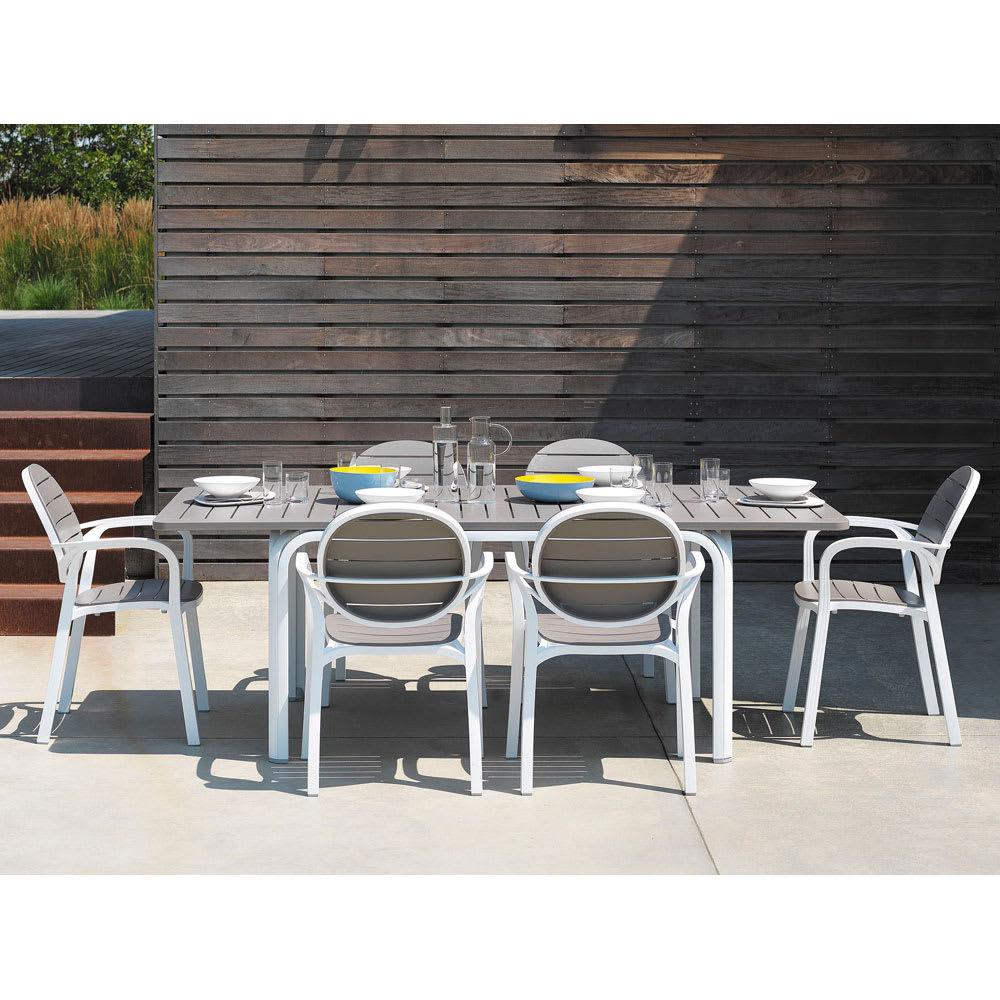 イタリア製 アロロテーブル コーディネート例 ※お届けはテーブルです。