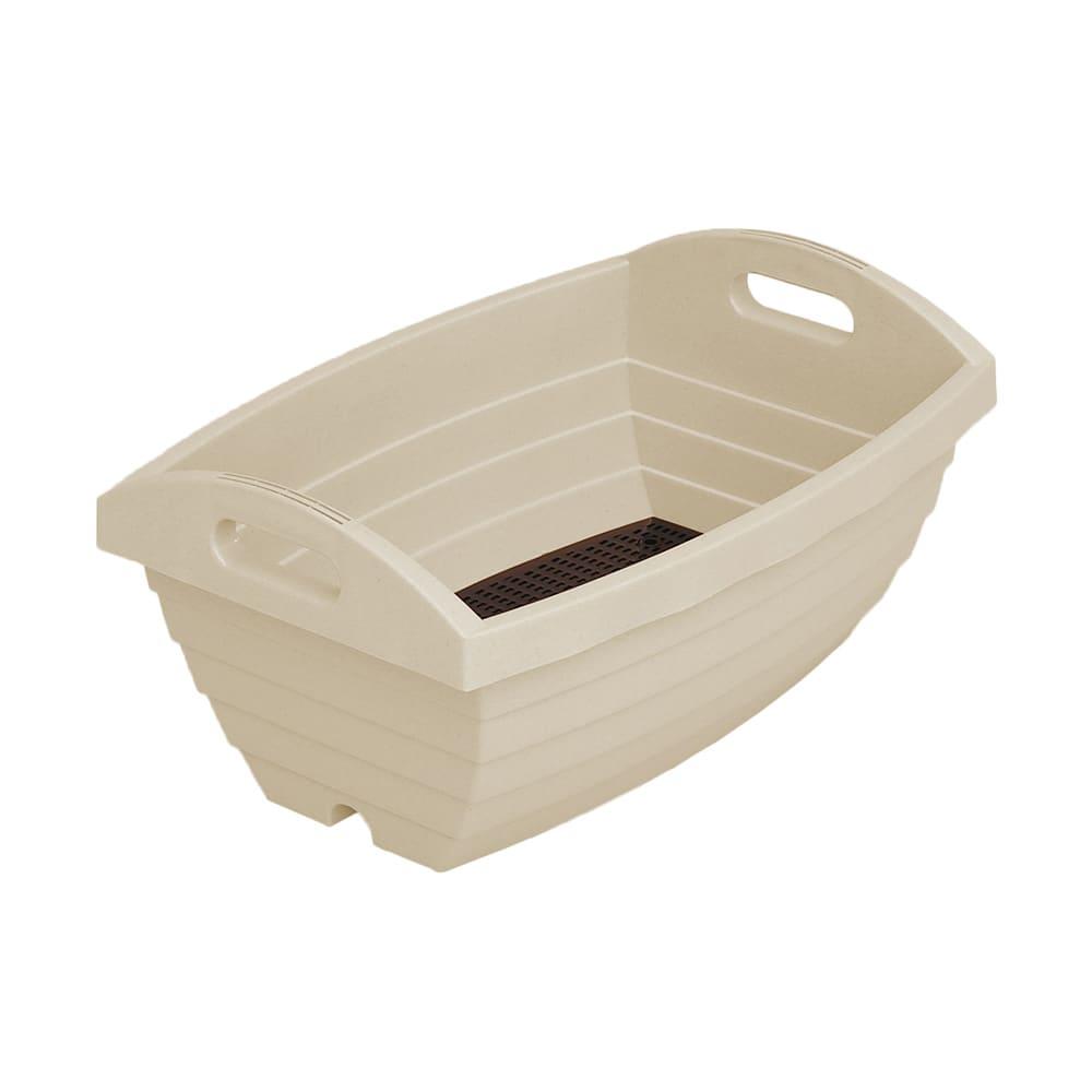 ハンディプランター 丸樽型45cm 同色2個組 同色2個組でのお届け