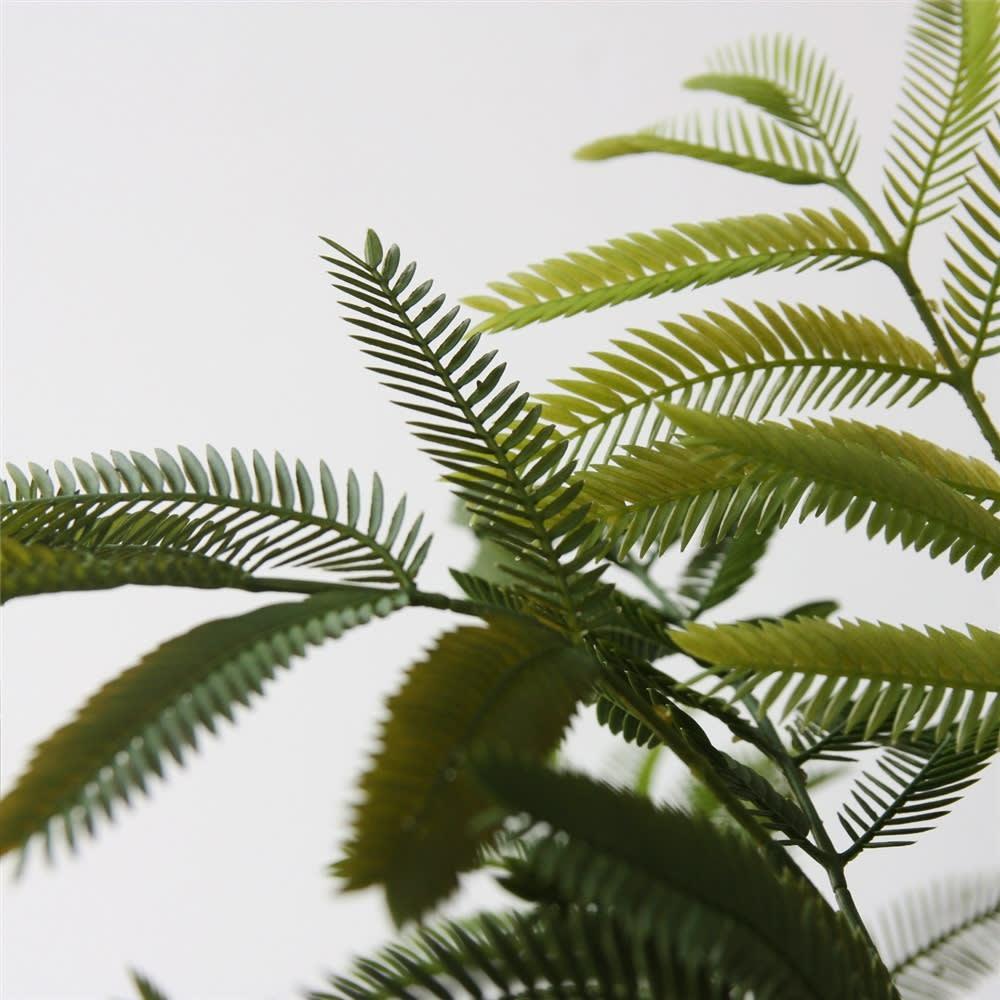 人工観葉植物エバーフレッシュ 高さ85cm