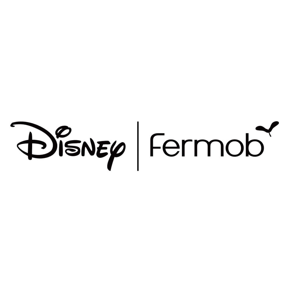 フランス製ビストロ ミッキーチェア1脚 フェルモブ社とディズニーのコラボ商品。